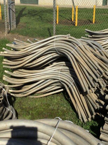 (250) 1 1/4 in. x 72 in. Aluminum Siphon Pipe