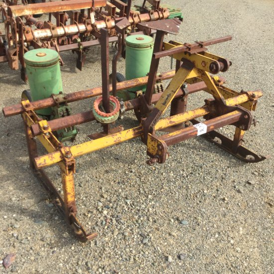 Marvin 2 Row Planter Sled