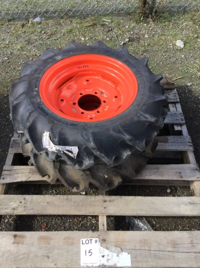 Pallet OF Tires & Rims