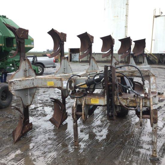 Wilcox 3-Pt 6 Bottom Rollover Plow
