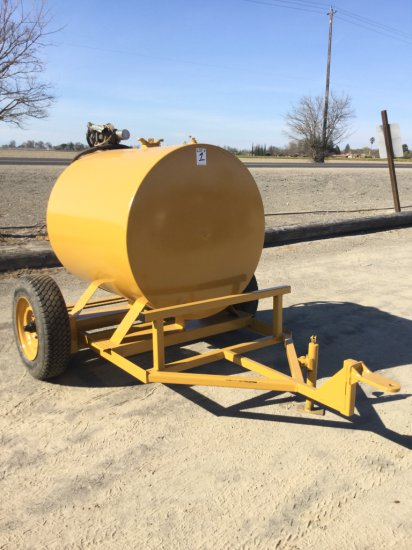 250 Gallon Fuel Wagon
