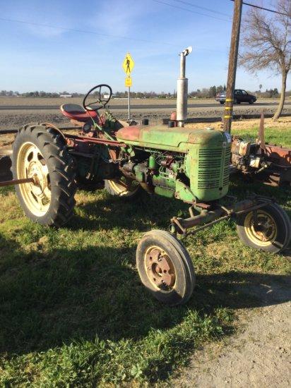 1949 Farmall C Tractor