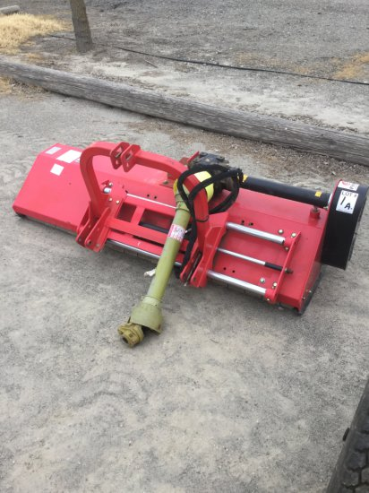 FHM 6' 3-Pt PTO Flail Mower