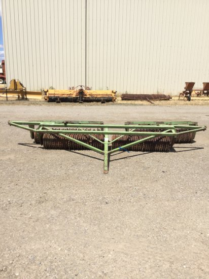 "Brillion ""Style"" 20' Sectional Ring Roller"
