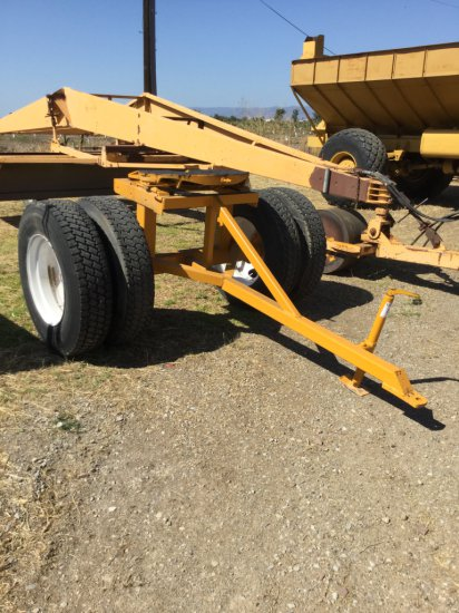 Custom Field Trailer Dolly