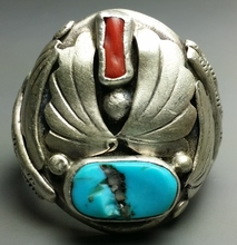 Vintage Native American Ring (sz.12)