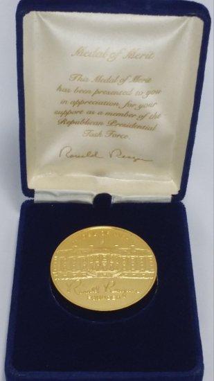 Ronald Regan PRESIDENTIAL TASK FORCE Medal
