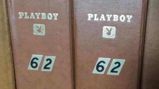 1962 PLAYBOY ---ALL 12 ISSUES w/ COLLECTORS BINDER!