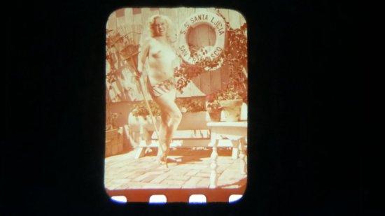 22x PHOTO SLIDES -Vintage- NUDE GIRLS!!! (ww2 Era)