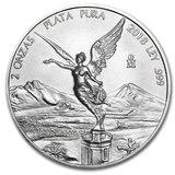 Mexican Silver Libertad 2 Ounce 2018