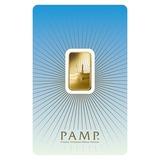 PAMP Suisse 5 Gram Gold Bar - Ka?Bah Mecca