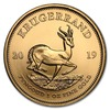 South Africa Gold Krugerrand 1 Ounce 2019