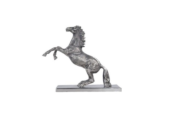 Horse Statue with Base