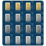 PAMP Suisse 2.5 Gram Portfolio Bar - MULTIGRAM Design