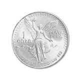 1982 1 oz Mexican Silver Libertad