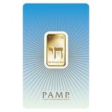 PAMP Suisse 10 Gram Gold Bar - Am Yisral El Hay