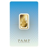 PAMP Suisse 10 Gram Gold Bar - Lakshmi