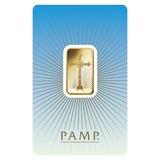 PAMP Suisse 10 Gram Gold Bar - Romanesque Cross
