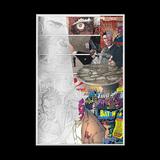 Collectible Batman Villains: Two-Face Foil Note 2019 Niue 5 gram Silver Note