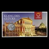 2020 Austria Silver ?5 New Year's 150th Anniversary Musikverein