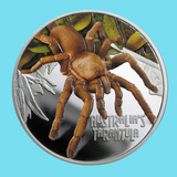 2020 Tuvalu 1 oz Silver Australian Tarantula Proof