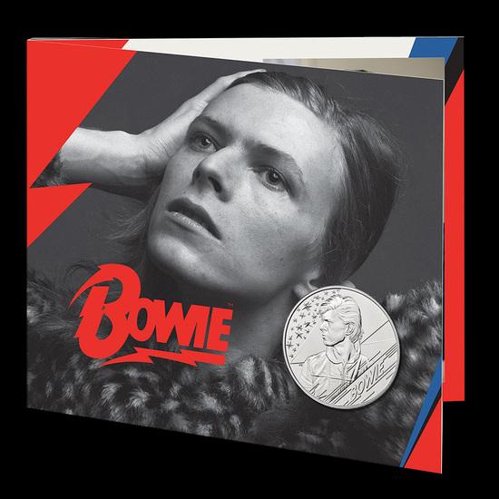 2020 Great Britain ?5 Music Legends: David Bowie BU