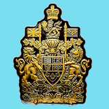 2020 Canada 3 oz Silver $50 Real Shapes: Coat of Arms