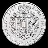 2021 GB ?5 95th Birthday of the Queen Brilliant Uncirculated