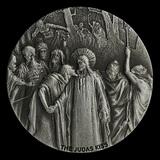 Collectible Biblical Series (The Judas Kiss) 2020 2 oz Silver Coin