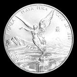 2010 1 oz Mexican Silver Libertad