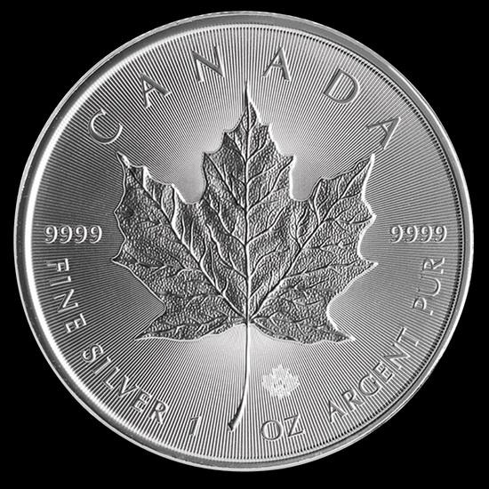 2015 Silver Maple Leaf 1 oz Uncirculated