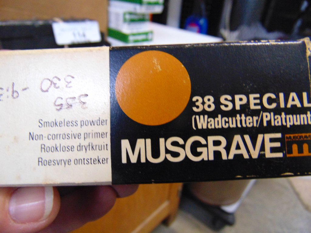 Lot: 38 special musgrave shell casings | Proxibid Auctions