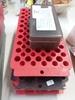 3 (38-357) reloading trays & 1 (45) plastic box