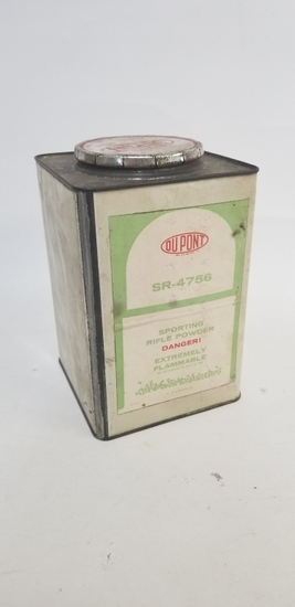 DuPont SR-4756 Smokeless powder
