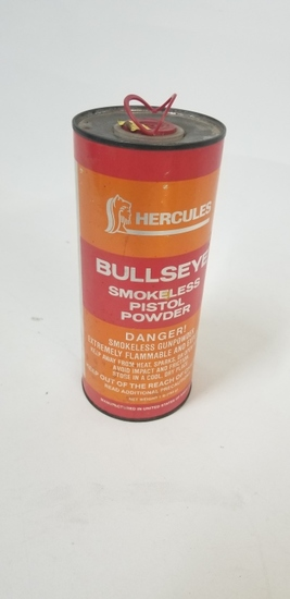 Hercules Bullseye Smokeless pistol powder