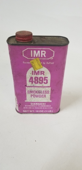 IMR-4895 Smokeless Powder