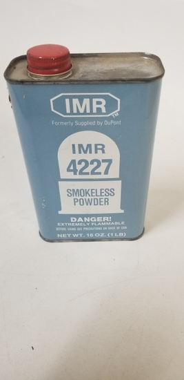 IMR-4227 Smokeless Powder