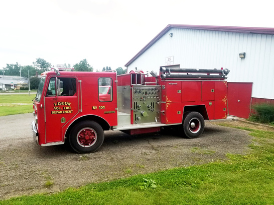 1983 FMC - Kenworth RN-1000-KW Fire Engine