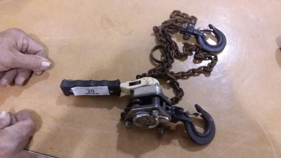 1/4 ton Chain Hoist