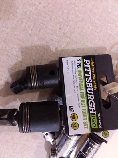 Universal Joint Sets