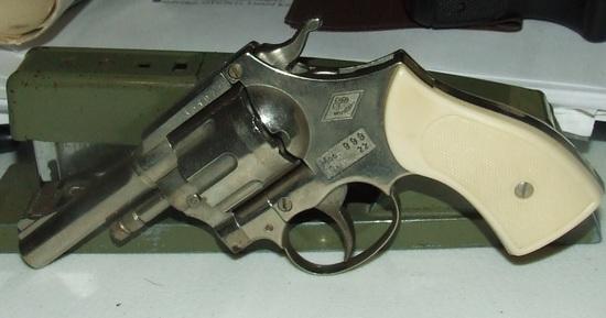MONDEL EIG Model 999 22 cal Blank Pistol | Firearms