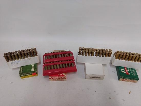 4-20 Rnd Boxes Asst. 30-30 Ammo