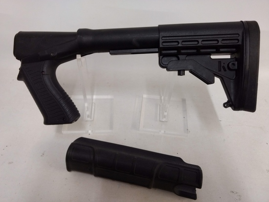 Adjustable Polymer Stock & Foregrip