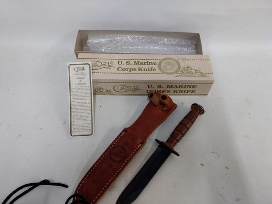 Case Xx Usmc Military Knife
