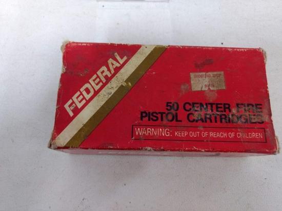 50 Rnd Box Federal 32 H&r Magnum