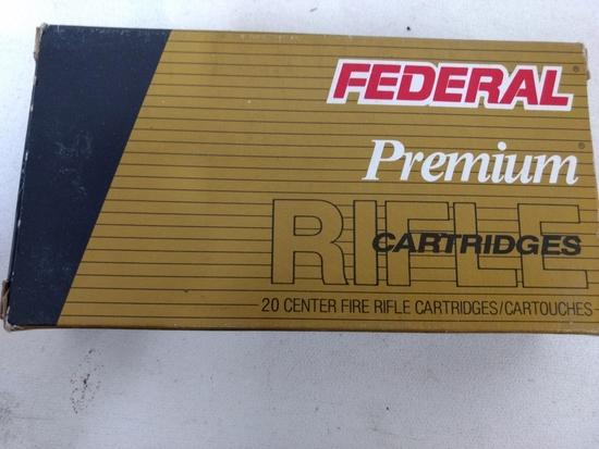 20 Rnd Box Federal 7mm Rem. Magnum