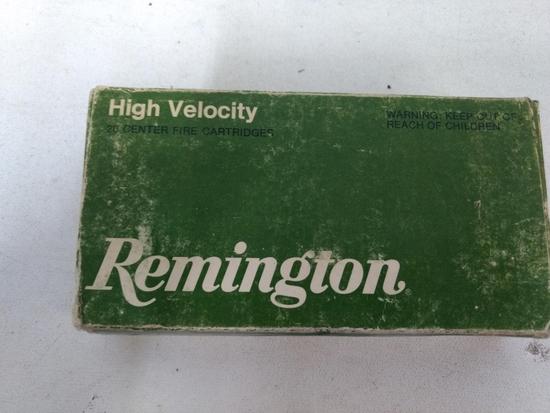 20 Rnd Box Remington 7mm -08 Rem