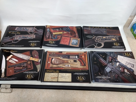 Complete Set Of Catalogues