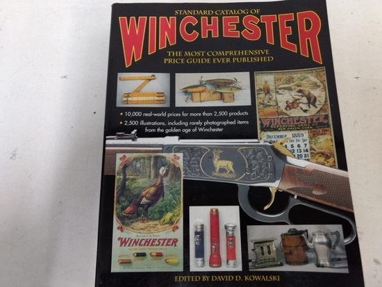 Standard Catalogue Of Winchester