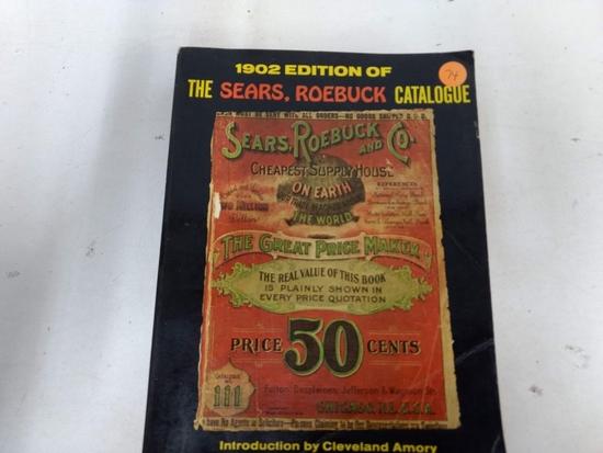 1902 Sears & Roebuck Catalogue (reprint)